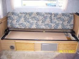 Jackknife Rv Sofa Beds Centerfieldbar by Travel Trailer Sofa Covers Centerfieldbar Com