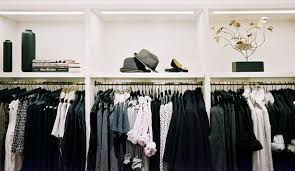 The Clothing Racks Photos 3 Of Inside Store For Prepare