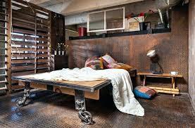 chambre style chambre industriel chambre adulte design industriel chambre style