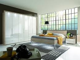 schlafzimmer loft wiemann weiß eiche sägerau möbel