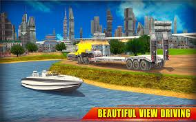 100 Truck Driver Game Cargo 18 Simulator