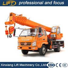 100 7 Ton Truck New Hydraulic Crane In Dubai