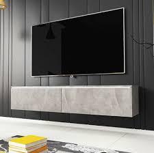 tv lowboard geran 140 tv möbel tisch stilvoll wohnzimmer