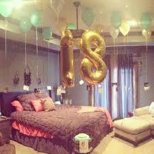 Pin By Liv Mo On 18 Birthday Birthday Morning Surprise