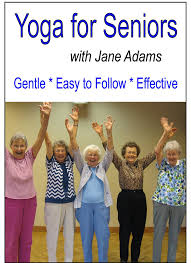 Amazon.com: Yoga For Seniors With Jane Adams: Improve Balance ... Yoga For Seniors Youtube Actively Aging With Energizing Chair Get Moving Best Of Interior Design And Home Gentle Midlifers Look No Hands Exercises For Ideas Senior Fitness Cerfication Seniorfit Life 25 Yoga Ideas On Pinterest Exercises Office Improve Your Balance Multimovements Led By Paula At The Y Ymca Of Orange County Stay Strong Dance Live Olga Danilevich Land Programs Dorothy C Benson Multipurpose Complex Tai Chi With Patience