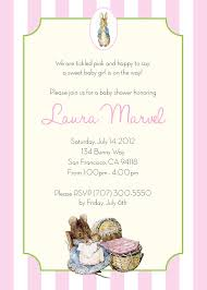 Peter Rabbit Bedding by Peter Rabbit Baby Shower Invitation Personalized Printable