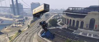 Epic GTA V Semi Truck Stunts Return - GTA BOOM