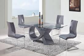 Modern Dining Room Chair Set