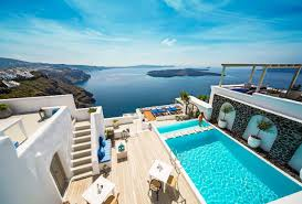 100 Santorini Grace Hotel Greece Take A Greek Island Escape This Fall To The Iconic