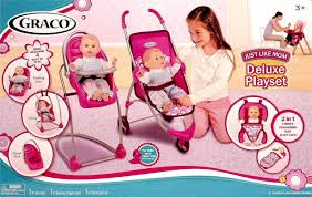 Graco Just Like Mom Deluxe Playset With 2 In 1 Carrier SleepSack For ... Graco High Chaircar Seat For Doll In Great Yarmouth Norfolk Gumtree 16 Best High Chairs 2018 Just Like Mom Room Full Of Fundoll Highchair Stroller Amazoncom Duodiner Lx Baby Chair Metropolis Dolls Cot Swing Chairhigh Chair And Buggy Set Great Cdition Shop Flat Fold Doll Free Shipping On Orders Over Deluxe Playset Walmartcom Swing N Snack On Onbuy 2 In 1 Hot Pink Amazoncouk Toys Games