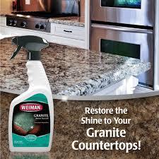 Amazon Weiman Granite Cleaner & Polish Enhances Natural