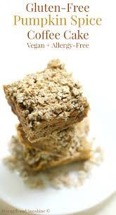 Pumpkin Spice Frappuccino Gluten Free by Gluten Free Pumpkin Spice Coffee Cake Vegan Allergy Free