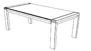 decker möbelwerke vigo esstisch ohne verlängerung länge 140 cm