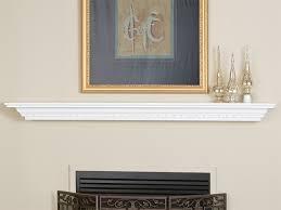 Decorative Fireplace Mantel Shelves