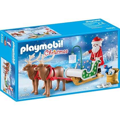 Playmobil 9496 Santa's Sleigh with Reindeer