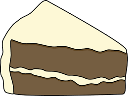 chocolate 20clipart slice of cake clipart 500 376