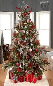 Flocked Downswept Christmas Trees by 388 Best Christmas Trees Images On Pinterest Christmas Time