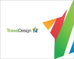 Travel Design The Logo Of Star With Letter A