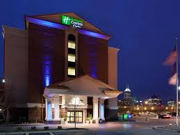 Holiday Inn Express & Suites Indianapolis Dtn Conv Ctr Area Hotel