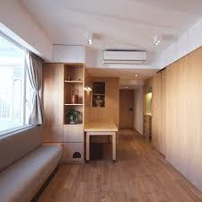 100 Hong Kong Apt Design Eight Five Two Use Sliding Furniture To Create Flexible
