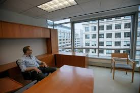 Millennials No corner offices all shared workplaces