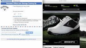 Callaway Golf Coupon Code - How To Use Promo Codes And Coupons For  Shop.CallawayGolf.com