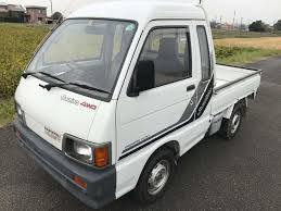 Daihatsu Hijet, Jumbo Mini Truck