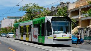 100 Domain Road Trams At Park Street Route 8 Melbourne Trams YouTube