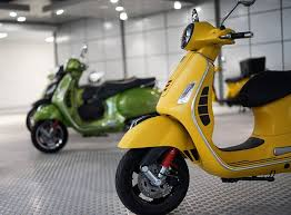 Vespa 946 Unveiled In Sherman Oaks