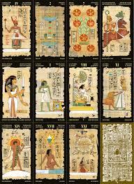 Mythic Tarot Deck Book Set by Buy Tarot Cards Egyptian Tarot Deck