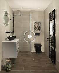 komplettes badezimmer black mosaic badezimmer inspiration