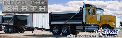 100 Dump Trucks Videos Norstar Truck Beds And Iron Bull Trailers