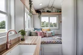 100 Interior Design Small Houses Modern Tiny House Packs All The Essentials In 100 Square Feet Curbed