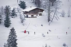 chalet for sale on the ski slopes la clusaz