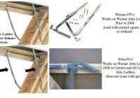 Trend Folding Attic Stairs Parts