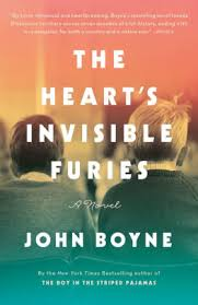 The Hearts Invisible Furies By John Boyne Paperback