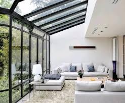 terrassengestaltung bilder terrassenüberdachung glas