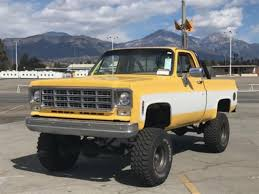 100 1978 Chevy Truck For Sale Chevrolet Cheyenne For ClassicCarscom CC1069947