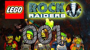 Lets Play Lego Rock Raiders Part 1 Die Stunde Der Bohrer