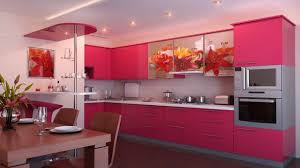 Colourful Luxury Kitchen Design Ideas