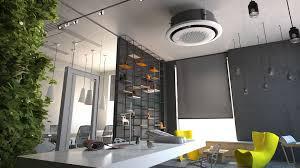 Mini Split Ceiling Cassette Air Conditioner by Samsung Hvac