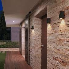 modern led wall light porch lights waterproof ip65 for bathroom