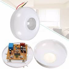 Induction Lamps Vs Led by 360 Infrared Human Body Induction Switch Pir Motion Sensor