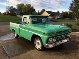 Curbside Classic: 1963 GMC Pickup – The Very Model Of A Modern V6 ... Cullman New Vehicles For Sale Restored Original And Restorable Chevrolet Trucks For 195697 12 Cool Things About The 2019 Silverado Automobile Magazine 1962 C10 Pickup Hot Rod Network Studebaker Champ Wikipedia South Portland Used Near Me Bf Exclusive Gmc 34 Ton Stepside 55 Chevy Custom Rat Rod Shop Truck Not F100 Ford Classiccarscom Cc876058 2017 Fuel Economy Review Car Driver