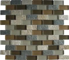 Menards Mosaic Glass Tile by Vela Mosaic Floor Or Wall Tile 1