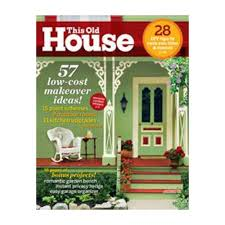 100 Home And House Magazine This Old 10160 The Depot