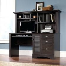 L Shaped Computer Desk With Hutch by Home Office Computer Desk Hutch Corner Office Computer Desk