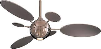 Amazon Prime Outdoor Ceiling Fans by Minka Aire F596 Bn Cirque 54