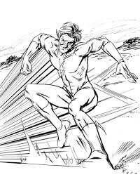 Blog Is Back Sketch Of The Day 3 5 10 Kid Flash
