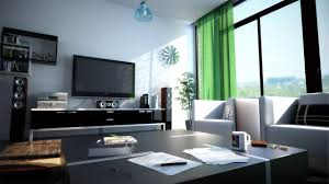 100 Modern Home Decoration Ideas White Wall Curtain And Drapes That Can Be Decor With Green